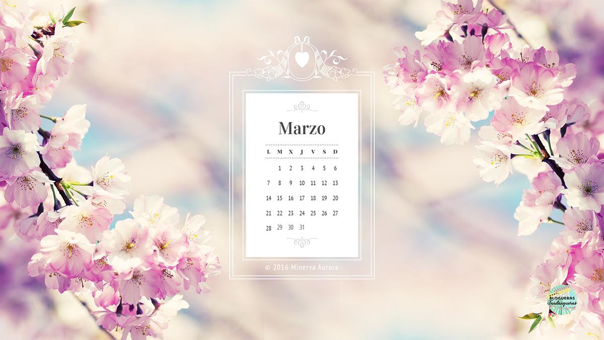 Fondos de pantalla con calendario de marzo odisea gr fica for Fondo de pantalla wonderful