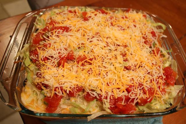 Piece Of Cake Recipes Taco Cornbread Casserole
