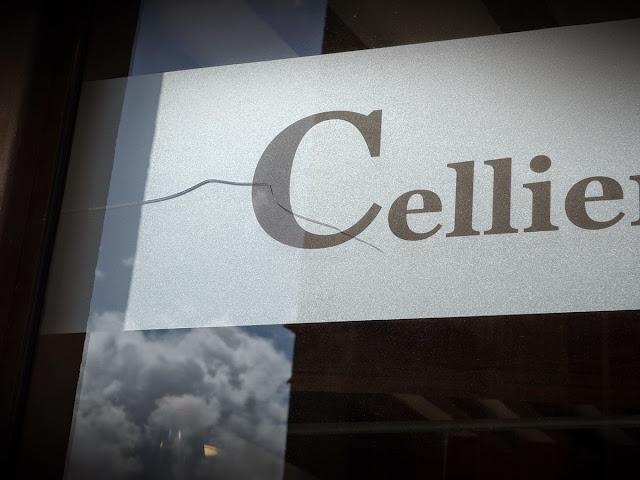Le Cellier Saint-Germain, première vitrine... Mai 2015