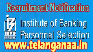 IBPS Clerks VI Recruitment Notification 2016