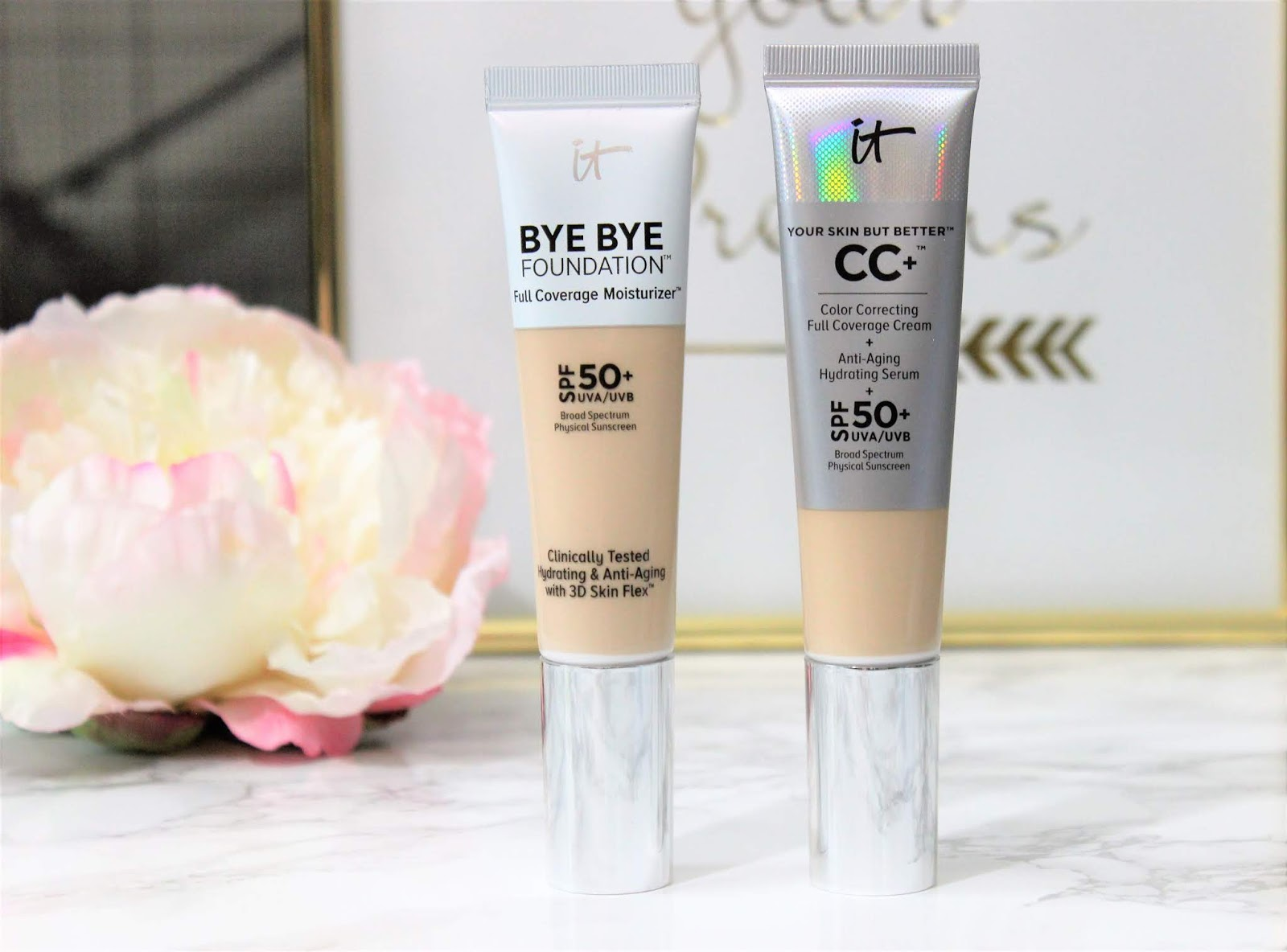 Bye Bye Foundation Review