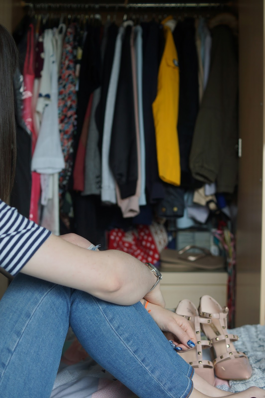 Hello Freckles Spring Cleaning Wardrobe Purge Enviroclothes North East