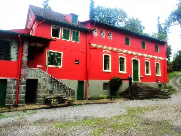 O Hotel Waslawich Foi Construído em 1908, em Gramado