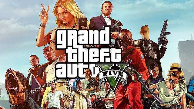 GTA V PPSSPP Android