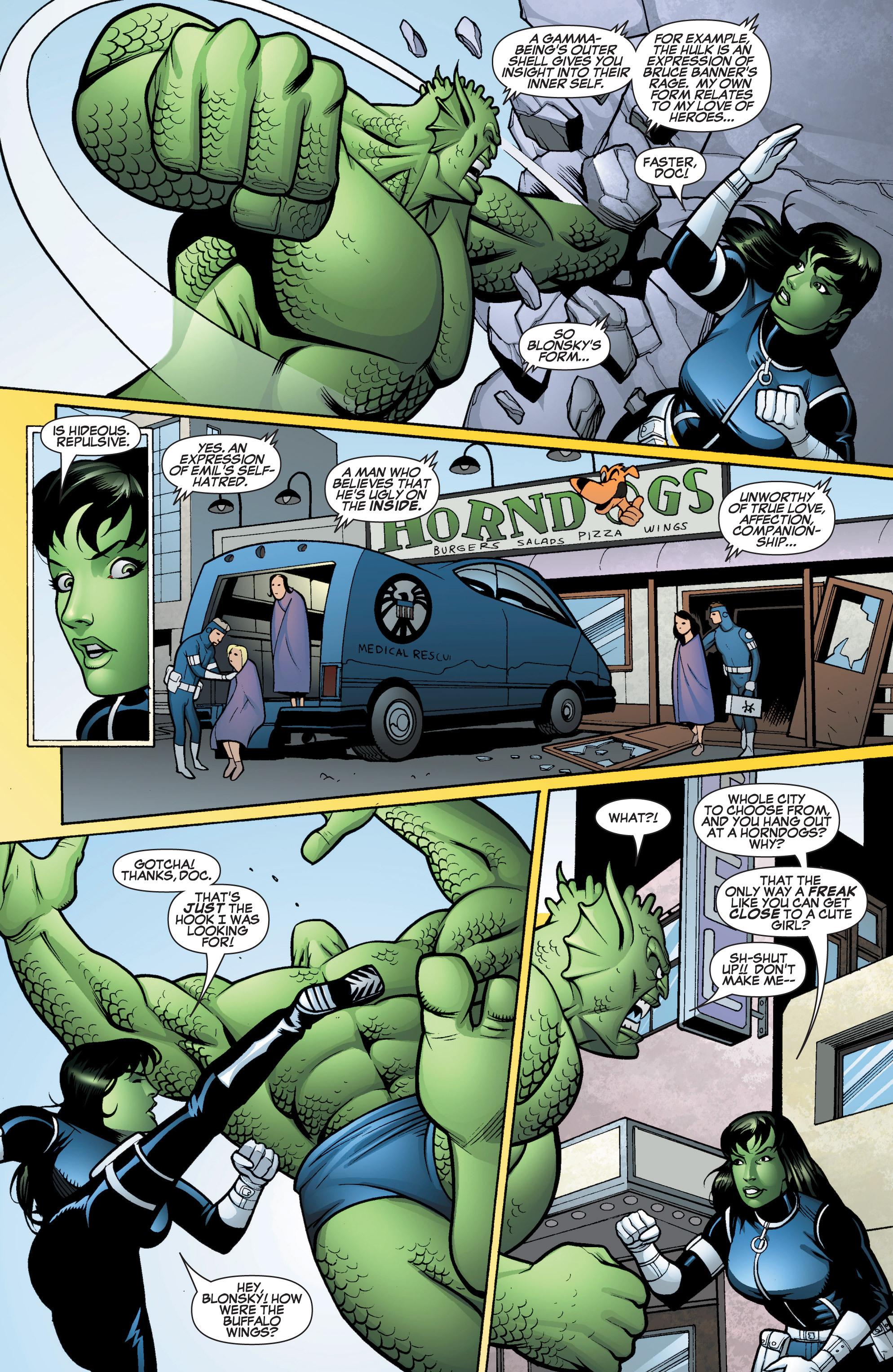 Read online She-Hulk (2005) comic -  Issue #15 - 20