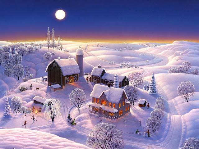 Inverno Naif - Moline
