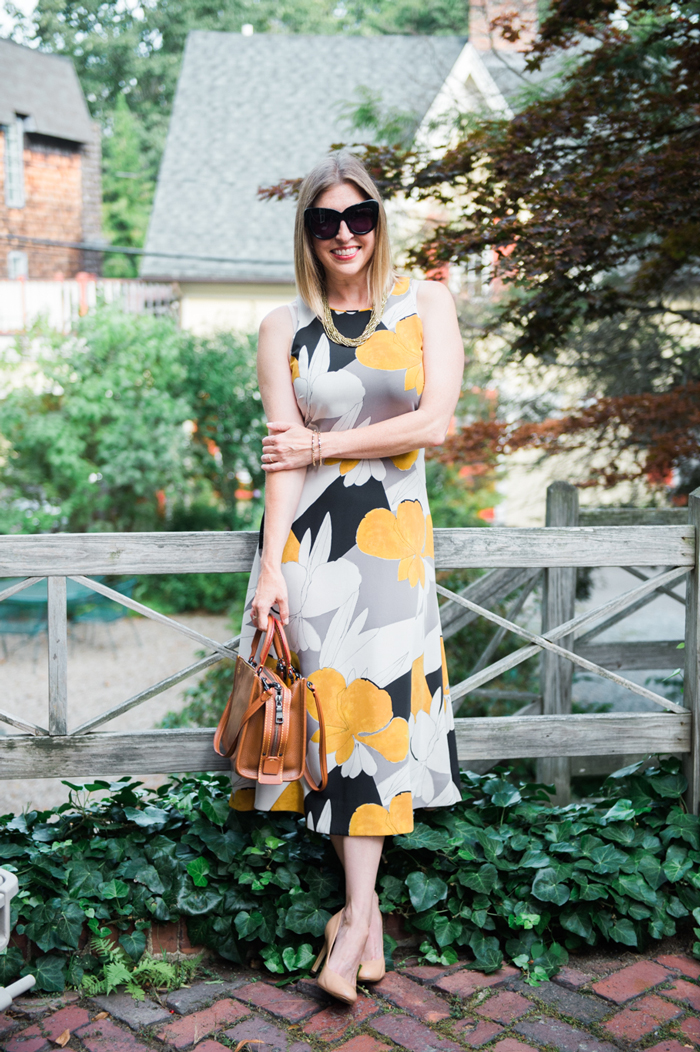 Ann Taylor fit and flare