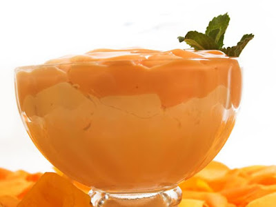 Kamar ElDin ( Apricots Pudding )