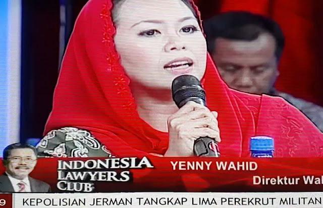 Yenny Wahid ILC