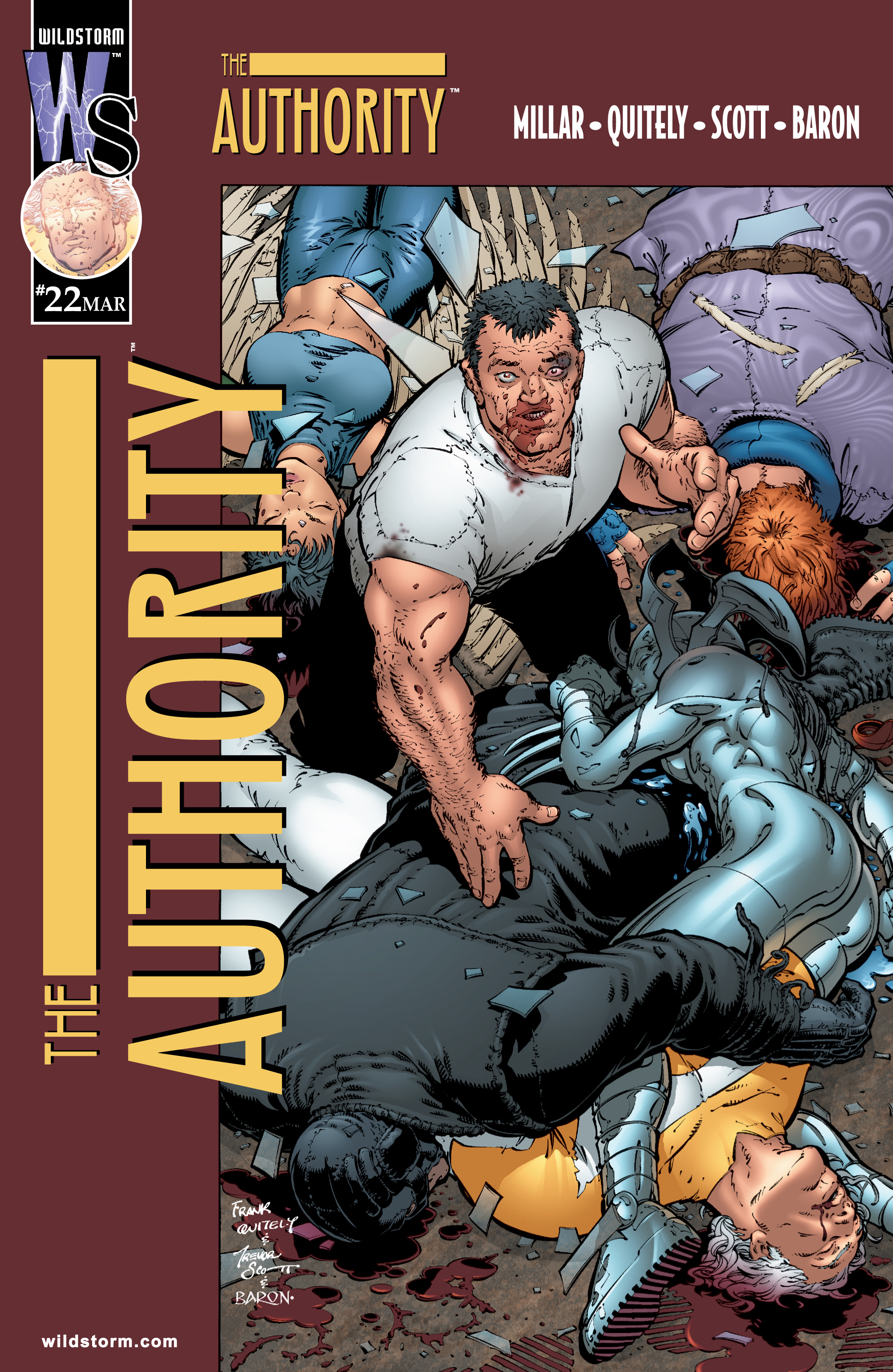 The Authority (1999) 22 Page 1