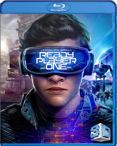 Ready Player One [2018] [BD50] [Latino] [3D]