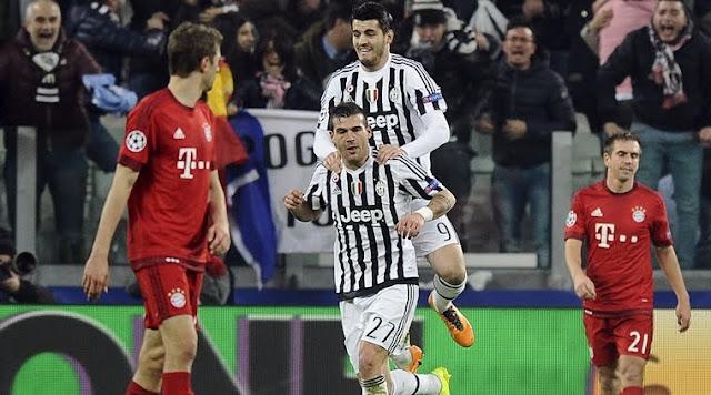 ICC 2018 06h00, ngày 26/07 Nhận định, dự đoán & phân tích Juventus vs Bayern Munich