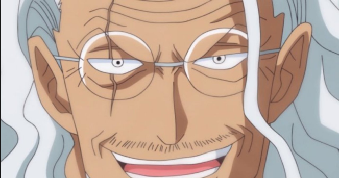One Piece' Flashback Proves How Powerful Rayleigh is