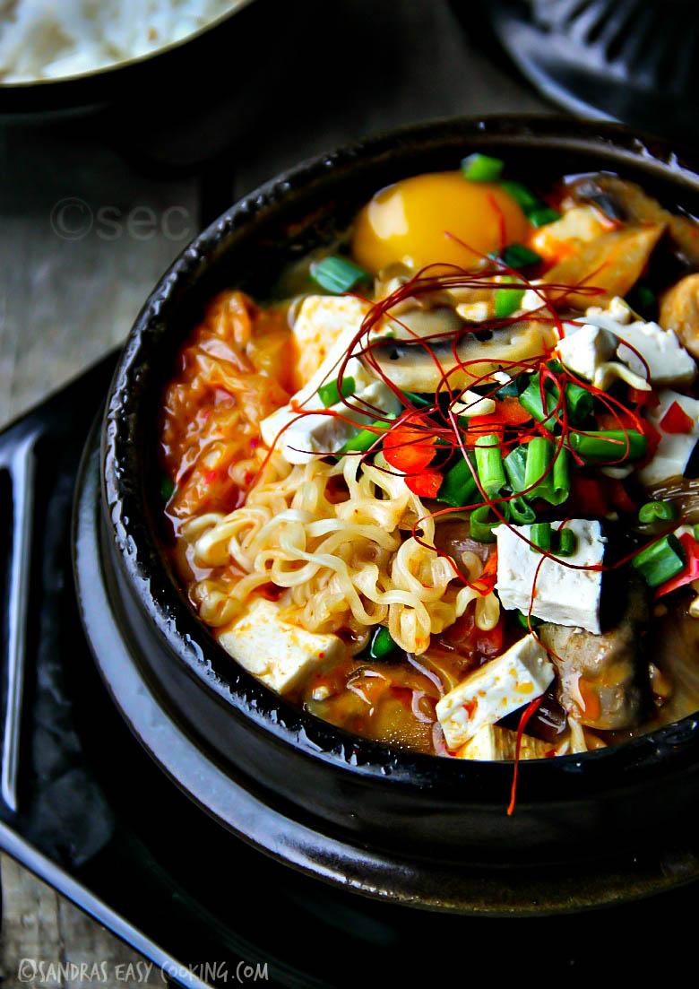 Spicy Gourmet Kimchi Ramyun