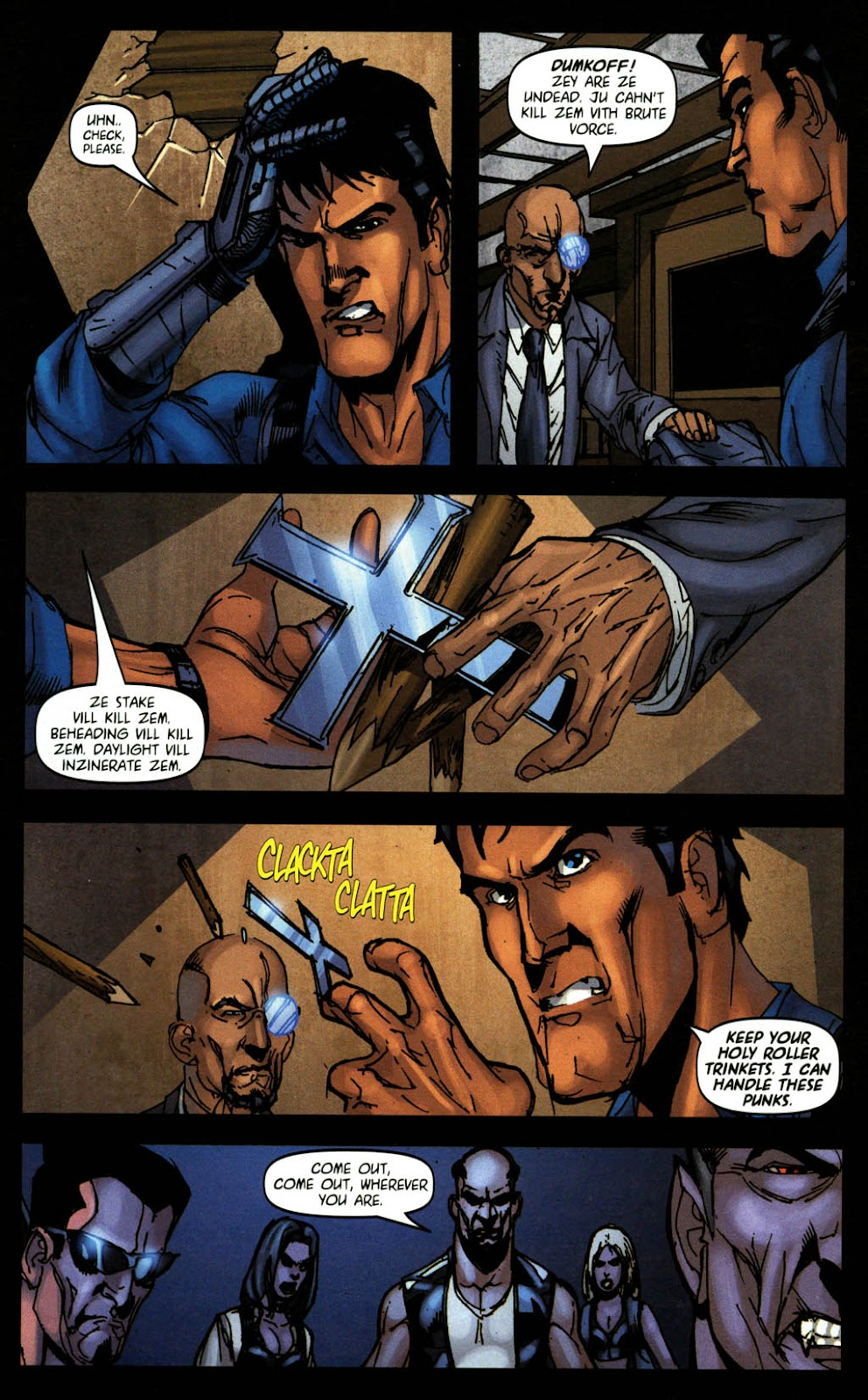 Army of Darkness (2006) Issue #9 #5 - English 6