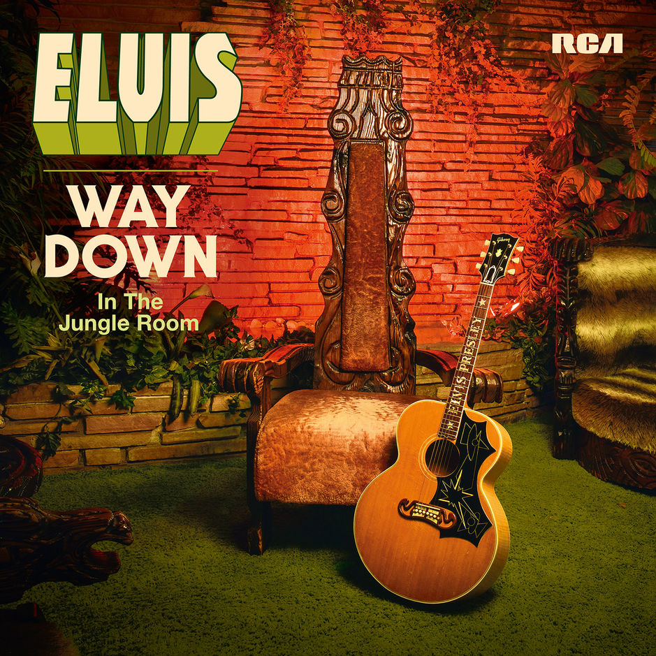 Elvis Presley - Way Down In the Jungle Room - Album (2016) [iTunes Plus AAC M4A]