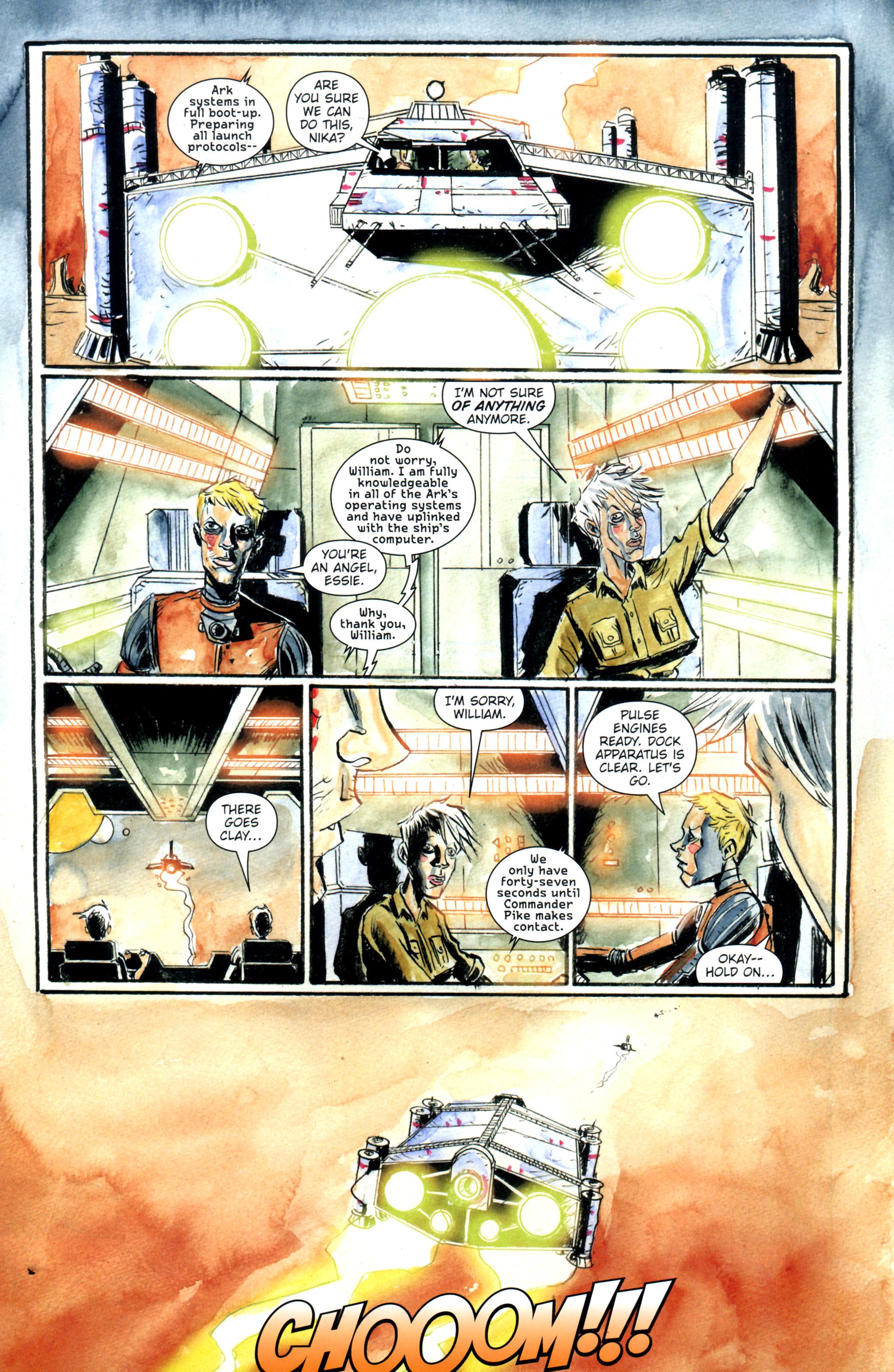 Read online Trillium comic -  Issue #8 - 8