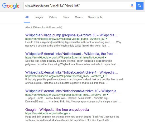 Wikipedia Se Kaise High Quality Backlinks Pae?
