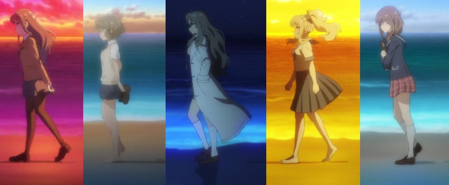Bunny Girl Senpai: An ED War: Anime Essay