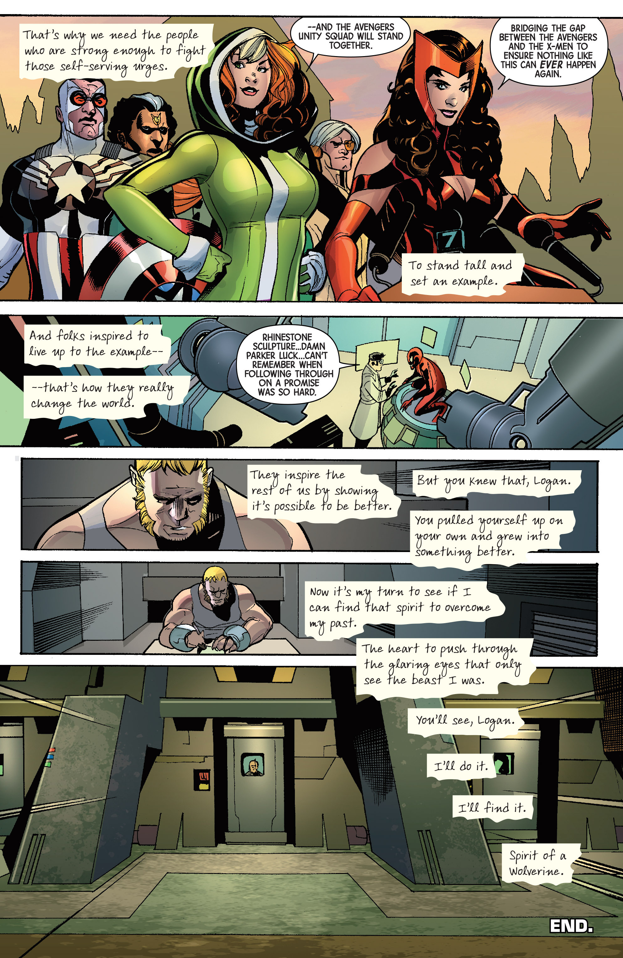 Read online Avengers & X-Men: AXIS comic -  Issue #9 - 40