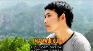 Lagu Toraja Mamali'ku (Zem Siratoki)