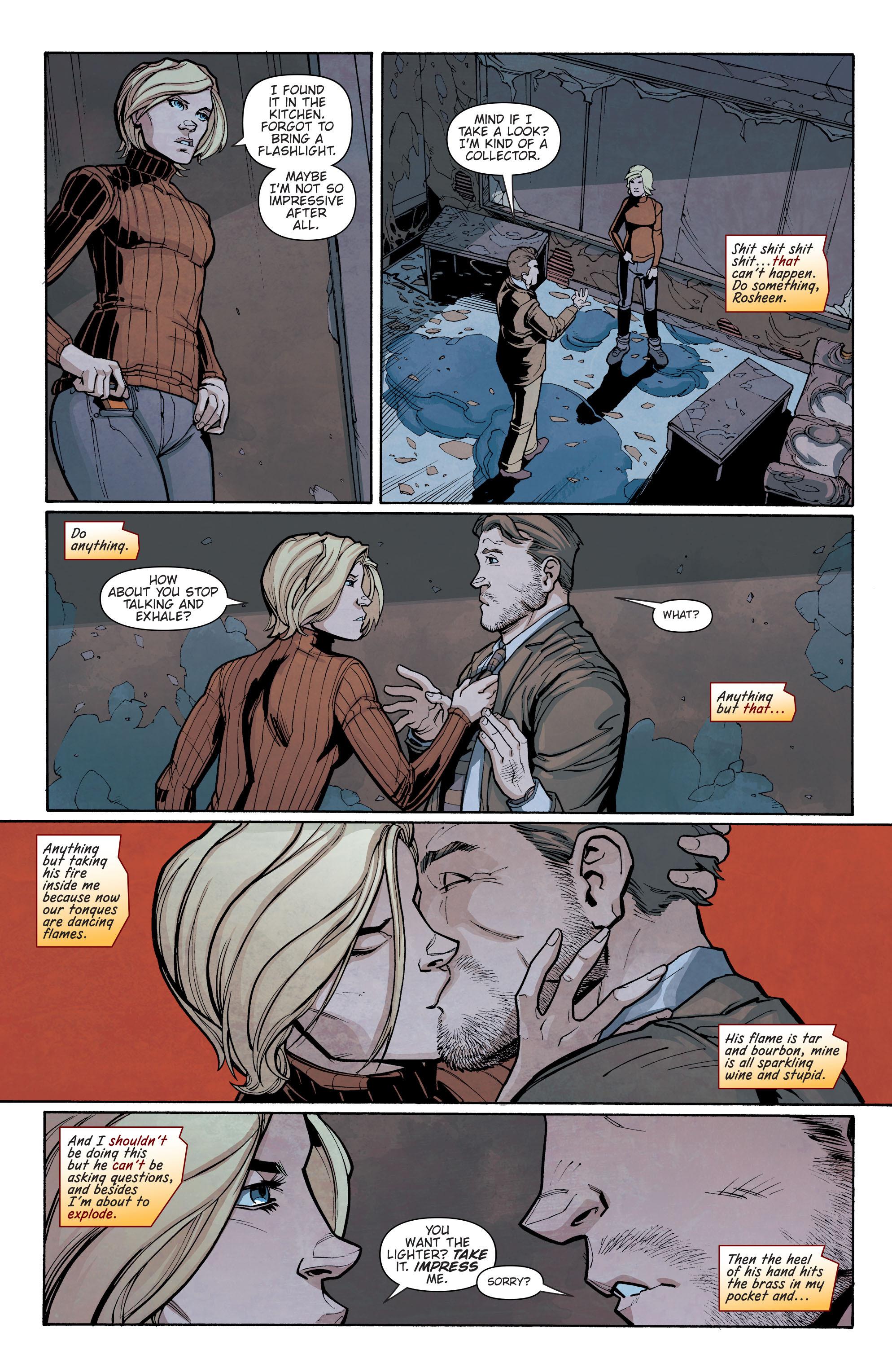 Read online Slash & Burn comic -  Issue #3 - 19
