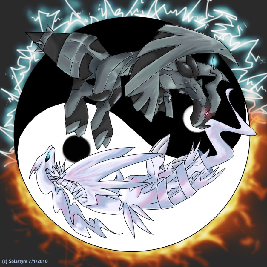 zekrom reshiram combined - photo #24