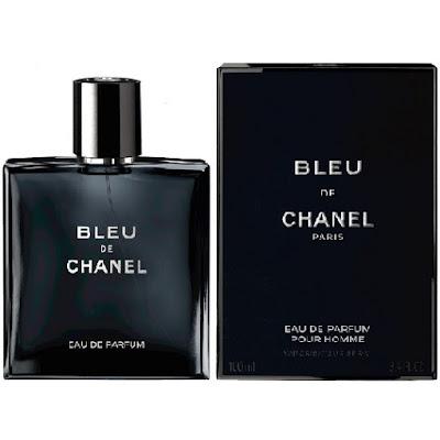 Perfumes com cheiro de homem rico Bleu de Chanel