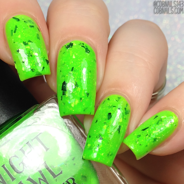 Night Owl Lacquer-Slithering