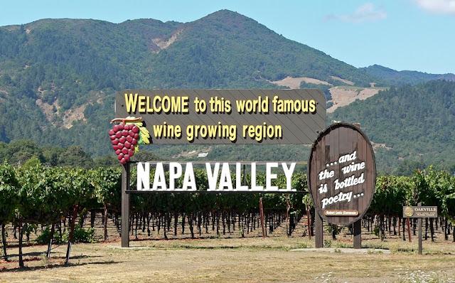 Sobre Napa Valley