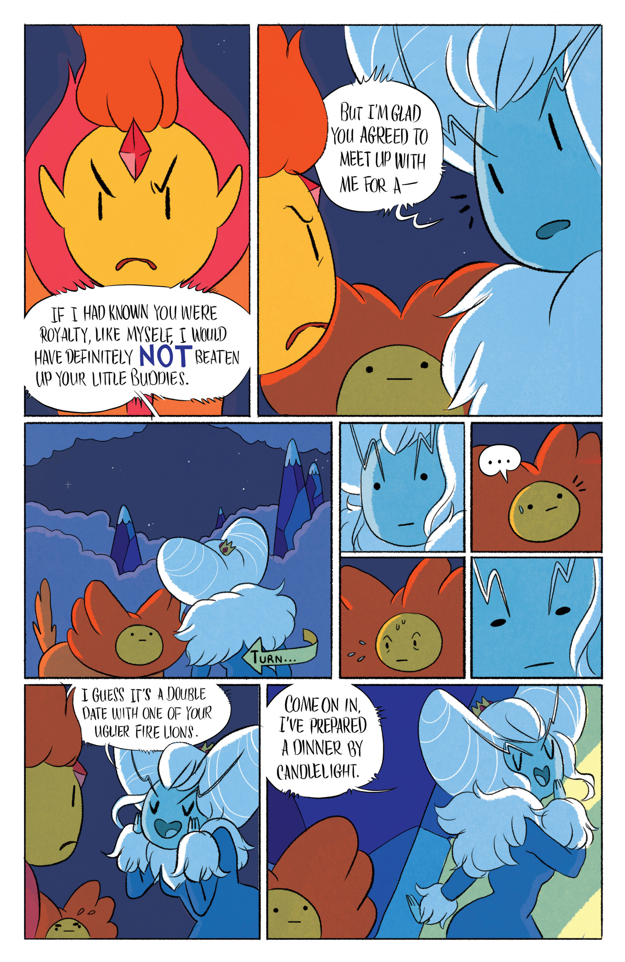 Read online Adventure Time with Fionna & Cake comic -  Issue #5 - 16