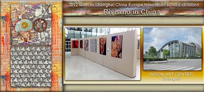 Rivismo. Creatividad de Ramón Rivas en el Wison Art Center de Shanghai