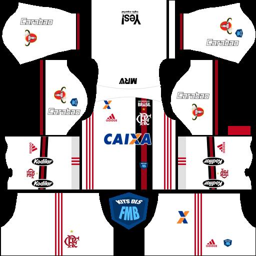 235f0f09e0 Kits Dream League Soccer - FMB  Flamengo 2017 - Dream League Soccer