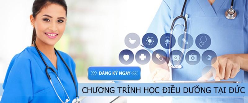 Thông báo tuyển du học nghề Điều dưỡng tại CHLB Đức năm 2020
