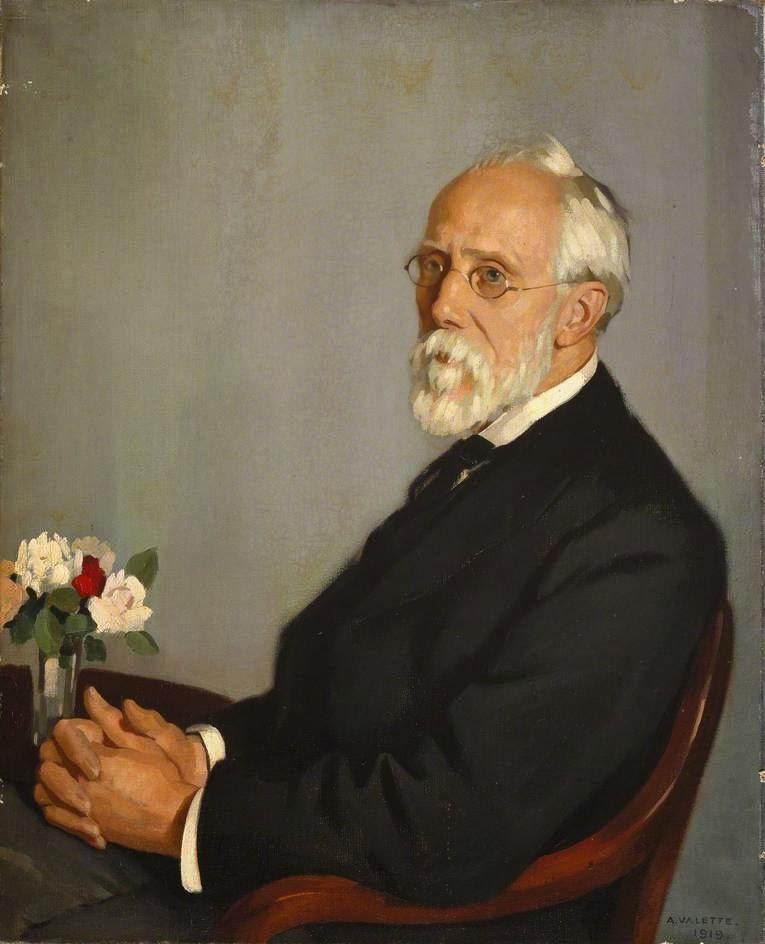 Adolphe  Valette    John  Henry  Reynolds