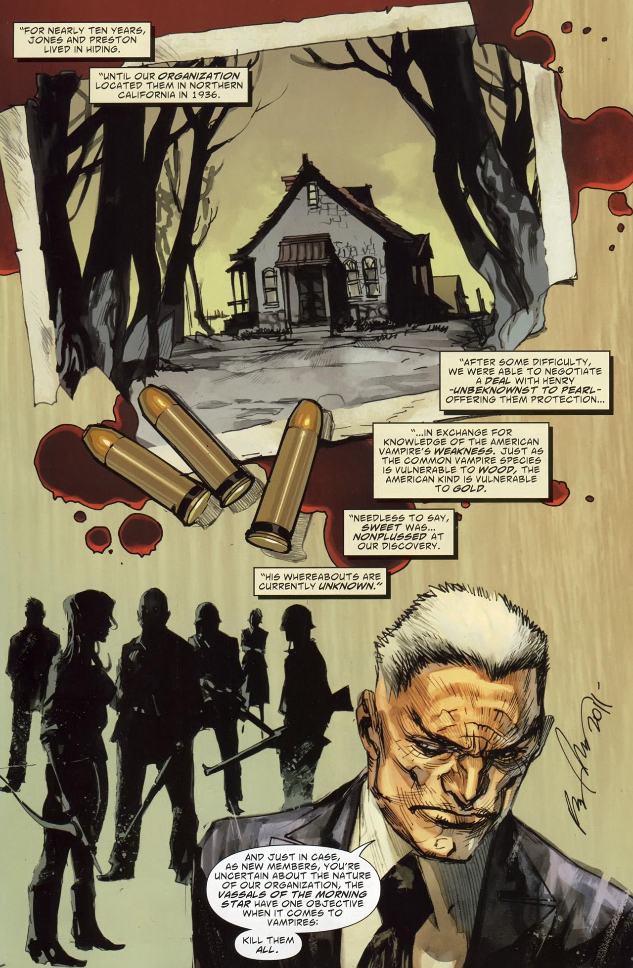 Read online American Vampire comic -  Issue #13 - 3