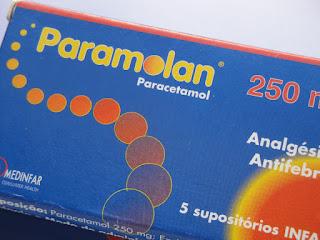 Ben-u-ron®/ panasorbe® (paracetamol) e brufen®/ ib-u-ron® (ibuprofeno) ao mesmo tempo
