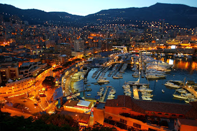 Formula 1 racing in the principality of Monaco