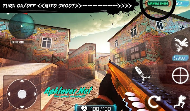 Counter Terrorist 2-Trigger MOD APK unlimited money