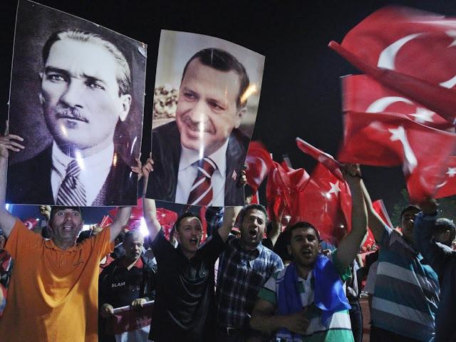Τουρκία: «Yurtta sulh, Cihanda sulh»