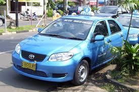 Telepon Taksi Kota Palangkaraya Blue Bird dll