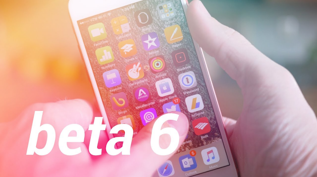 iOS 10.3.3 Beta 6 Download and Install