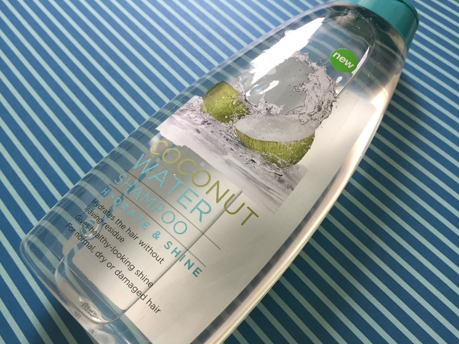 Superdrug Hydrate & Shine Shampoo with Coconut Water