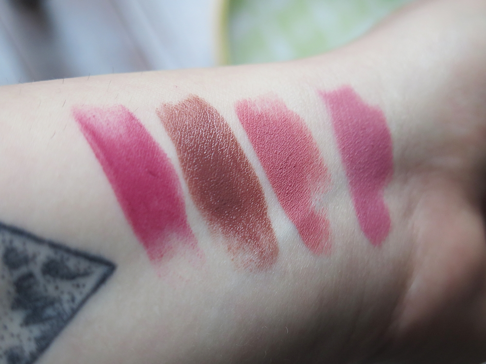 Makeup Geek Iconic Lipstick | Review