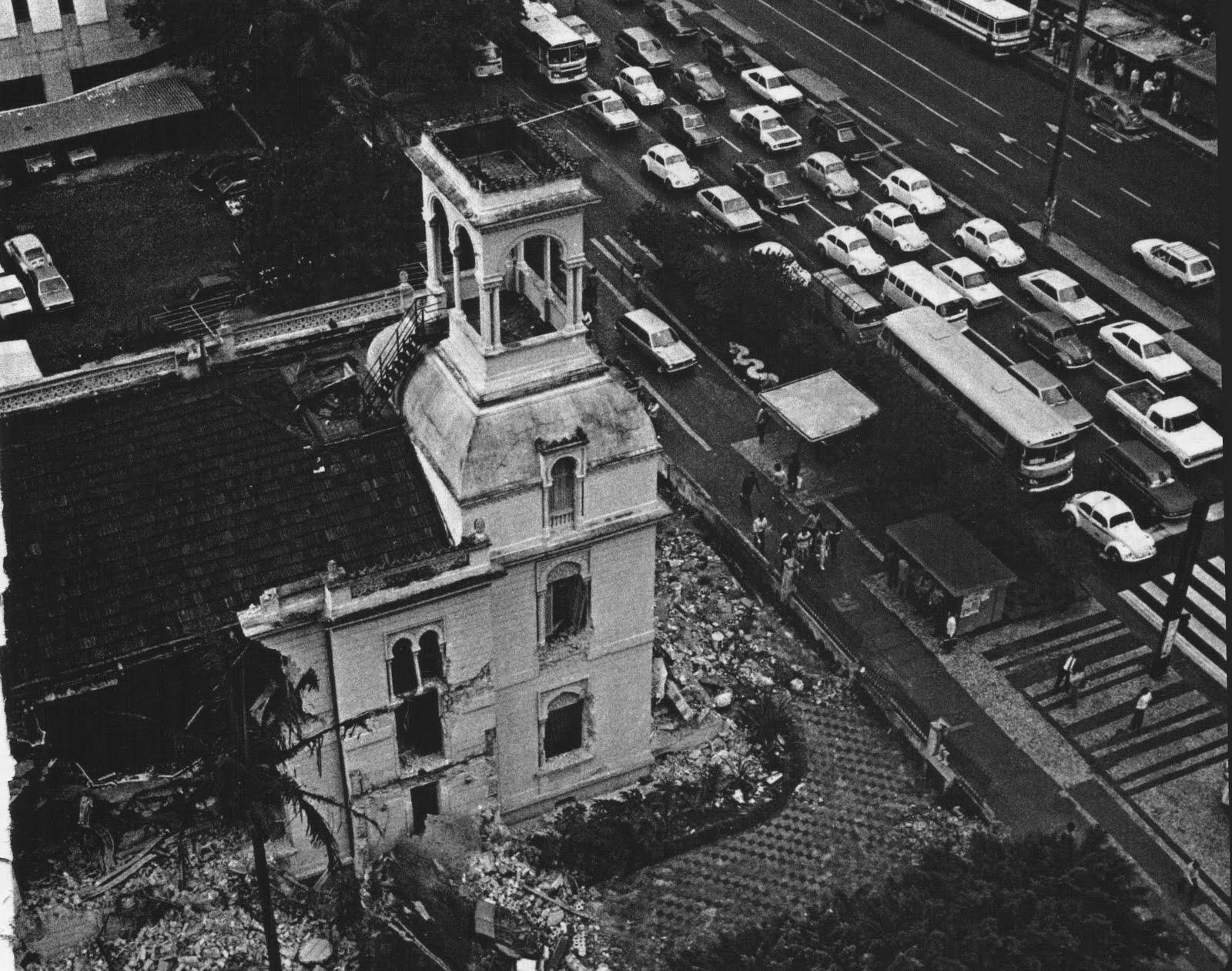Casar%25C3%25A3o - Série Avenida Paulista: em frente à prainha - Schaumann, Andraus, Lotaif e Paulista 647