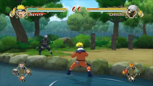 Download Naruto Ultimate Ninja Storm