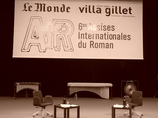 Assises internationales du roman à la Villa Gillet