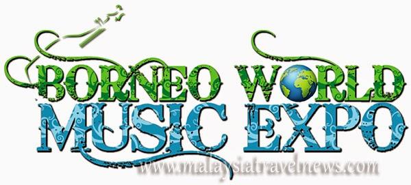 2015 Borneo World Music Expo