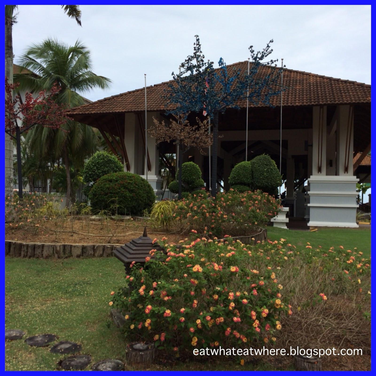 Eat what, Eat where?: Stay @ Swiss Garden Beach Resort Damai Laut, Lumut