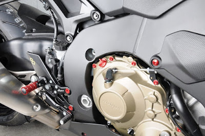2017 Honda CBR 1000RR Made By Lightech Racing